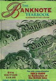 banknote yearbook the banknote yearbook by w mussell token publishing