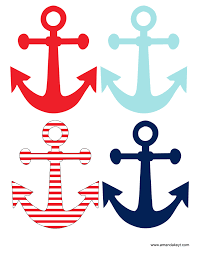 free nautical party printables from ian u0026 lola designs nautical