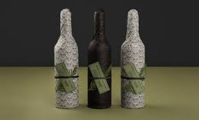 wine bottle wraps design envy details in genius packaging design for