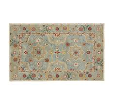 Pottery Barn Columbus Ohio Leslie Persian Style Rug Pottery Barn Dining Room Home Is