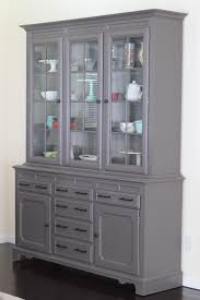 painting our china cabinet olga u0027s flavor factory