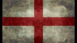 Vintage Flag Art Flag Of England St George U0027s Cross Vintage Retro Style T Shirt