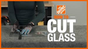 how to cut glass how to cut glass the home depot