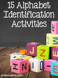 printable alphabet recognition games alphabet letter identification activities prekinders