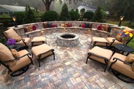 Firepit Pavers Retaining Walls Pits Installers