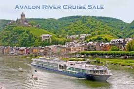 avalon european river cruises sale 2016