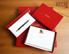 cartier collectable pens writing equipment ebay