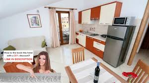 apartments andrea rovinj croatia rates u0026 reviews 2017 youtube