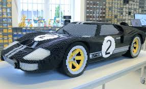 lego ford set ford commemorates 1966 le mans win with lego ford gt ndtv carandbike