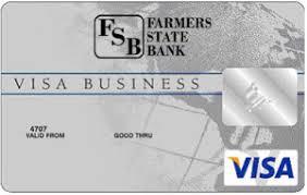 Visa Business Card Fsb Business Credit Cards