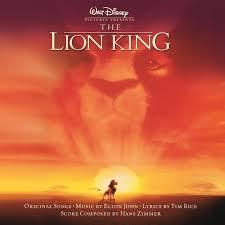 lion king artists apple music