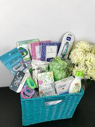 relaxation gift basket gift basket idea for s day stressless planning