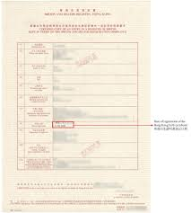 date of issue of the hong kong identity card date of