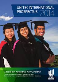 unitec 2014 international prospectus by unitec institute of