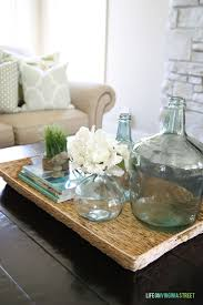 Home Decor Glass Remodelaholic Why You Should Use Trays In Your Home Decor