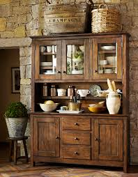 Kitchen Hutch Furniture Country Sideboard Cool Rustic Kitchen Hutch Buffet In Decorations
