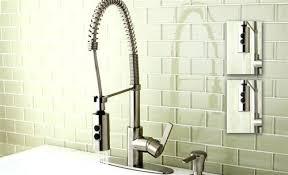 kraus commercial pre rinse chrome kitchen faucet marvelous pre rinse kitchen faucet kraus commercial pre rinse