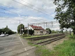 Szczecin Gumieńce railway station