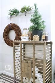 Xmas Home Decorations Best 25 Christmas Bathroom Decor Ideas On Pinterest Christmas