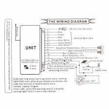 universal car alarm systems auto remote central kit door lock