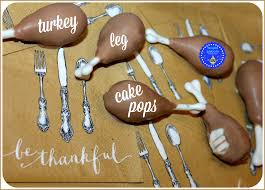 how awesome are these to make turkey leg cake pops easy and
