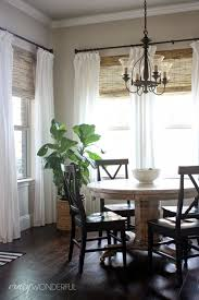 Living Room Drapes Ideas Elegant Interior And Furniture Layouts Pictures Large Kitchen