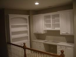Built In Desk by Built In Office Cabinets And Desk Pictures Yvotube Com