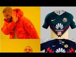 Club America Memes - llovieron cr祗ticas y memes a nueva jersey de am礬rica fox sports