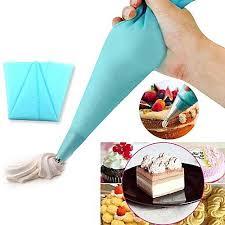 douille cuisine poche à douille silicone 8 pièces bleu achetez en ligne