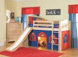 3 Kid Bunk Bed Bunk Bed I Bunk Beds With Slide Bump Beds