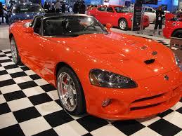 Dodge Viper Orange - dodge viper review and photos