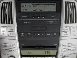 lexus rx300 cd changer cartridge 2008 lexus rx350 reviews and rating motor trend