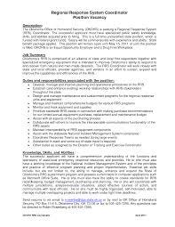 Training Coordinator Resume Executive Summary Event Manager Resume Professional Summary