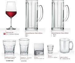 set bicchieri set bicchieri bar pz 726
