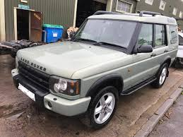 land ro currently breaking 2003 land rover discovery 2 facelift 2 5