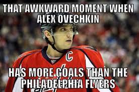 Ovechkin Meme - brad gerick on twitter bdubloveshockey hockeymemes awkward