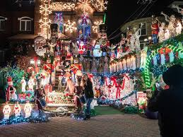 best christmas lights nyc has to offer including festive landmarks