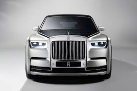 roll roll royce new 2018 rolls royce phantom wafts in is this the best car in the