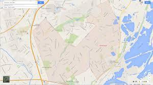 Google Maps Pennsylvania by Levittown Pennsylvania Map