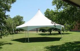 canopy tent rental high peak hexagon canopy tent 35 x 40 broadway party tent