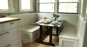 Ikea Corner Kitchen Table by Kitchen Breakfast Corner Nook Dining Set Awesome Image On Corner