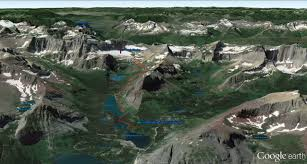 Map Of Glacier National Park Grinnell Glacier Get Inspired Everyday
