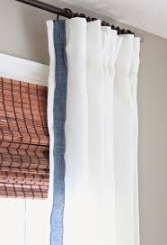 linen curtains shine your light