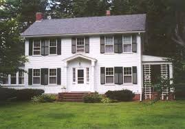 federal style house architectural styles in weston weston ma