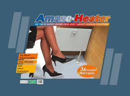underdesk heaters for a warm home office