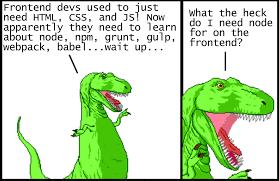 modern javascript explained for dinosaurs u2013 peter jang u2013 medium