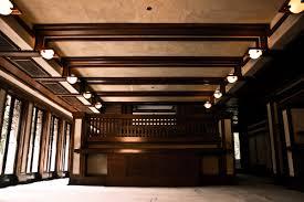 a look inside frank lloyd wright u0027s robie house interior