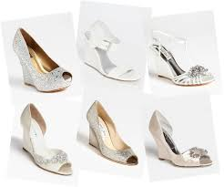 wedding shoes wedges glamorous bridal wedges for your wedding wedding shoes