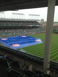 Chicago Cubs Seat Map by Wrigley Field Section 538 Row 5 Seat 4 Chicago Cubs Vs