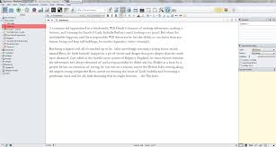 blank piece of paper to write on the computer my writing process pt 1 of 2 how i use scrivener to outline my scrivener wayfarer summary